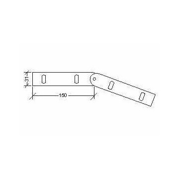 Conector flexibil  35mm